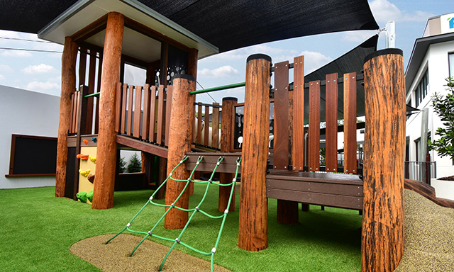 Childcare Playscapes